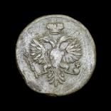 """№22 """" Денга 1730 год (малый орел) """", фото №3"""