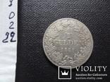 1/2 гульдена 1841 Гессен серебро (О.2.22)~, фото №8