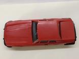 Машинка модель Ягуар XJ - S 1:25 инерционная, фото №4