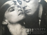 Paul McCartney Press to play 1986, фото №3