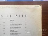 Paul McCartney Press to play 1986, фото №7