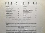 Paul McCartney Press to play 1986, фото №8