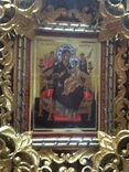"""Икона """" Всецарица"""", фото №4"""
