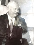 Оригинал фото Кеннеди и Хрущева, фото №5
