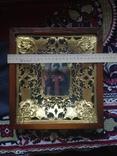 Икона Николай Угодник, Царь-Искупитель Николай Второй и Николай Псковоезерский Искупление, фото №3