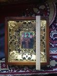 Икона Николай Угодник, Царь-Искупитель Николай Второй и Николай Псковоезерский Искупление, фото №4