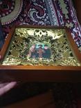 Икона Николай Угодник, Царь-Искупитель Николай Второй и Николай Псковоезерский Искупление, фото №5
