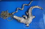 Змія. Крокодил, фото №8