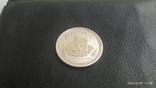 50 центов, cents Elizabeth 2, Australia 2003г., фото №4