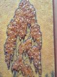 Картина Дерево. Янтарь., фото №4