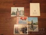 Открытки с изображением Ленина, фото №4