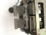 Конденсатор переменной ёмкости, фото №8