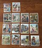 Карточки коллекционные Германия, фото №2