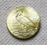 Hobo Nickel монета США копия # 635, фото №3
