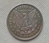 Hobo Nickel монета США копия # 637, фото №3