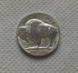Hobo Nickel монета США копия # 678, фото №3