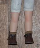 Большая (65см.) номерная фарфоровая кукла NJSF. Тяжёлая., фото №10
