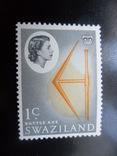 Британские колонии. Свазиленд. MH, фото №2