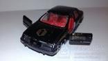 2. Corgi Ford Sierra 2.3 Ghia England, фото №2