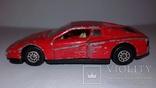 MC Toy Ferrari Testarossa Macau, фото №5