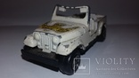 1981 ERTL Dukes of Hazzard Daisy Duke's Jeep 1/64 Hong Kong, фото №2