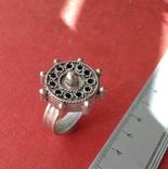 Реплика-копия Перстень 14-15 веков. фото 4