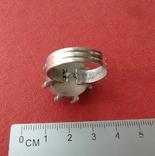 Реплика-копия Перстень 14-15 веков. фото 6
