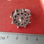 Реплика-копия Перстень 14-15 веков. фото 1