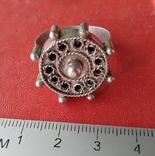 Реплика-копия Перстень 14-15 веков. фото 9