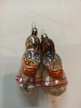 Елочная игрушка СССР красная шапочка+ бой в подарок, фото №2