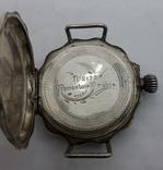 Часы наручные женские серебро., фото №10