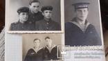 Фото военные, военно-морской флот, Одесса строевая часть 1946 г., фото №2