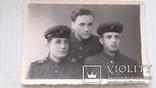 Фото военные, военно-морской флот, Одесса строевая часть 1946 г., фото №7