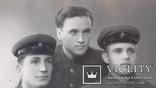 Фото военные, военно-морской флот, Одесса строевая часть 1946 г., фото №8