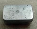 Алюминиевая коробка ссср 1953 год, фото №2