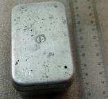Алюминиевая коробка ссср 1953 год, фото №3