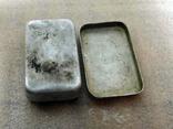 Алюминиевая коробка ссср 1953 год, фото №4