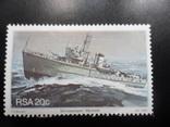 Корабли. Южная Африка. 1982 г.  MNH, фото №2