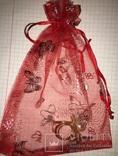 Кольцо, зажим для шарфа – Цветок + бонус, фото №3