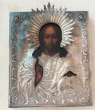 """Икона """"Господь Вседержитель"""" 1848 год., фото №2"""