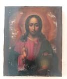"""Икона """"Господь Вседержитель"""" 1848 год., фото №4"""