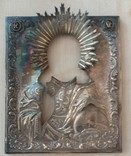 """Икона """"Господь Вседержитель"""" 1848 год., фото №5"""