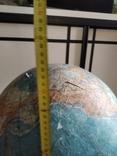 Большой глобус СССР, фото №10