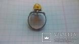 Перстень СССР з бурштином натуральним р. 17, фото №9
