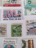 Марки США, фото №4