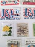 Марки США, фото №5