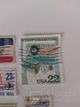 Марки США, фото №8