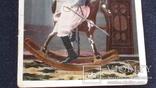 Открытка в Прилуки Полтавская губ. С Рождеством Христовым, фото №6