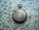 Часы карманные Швейцария SEELANDS 1900 г. серебро НА ХОДУ, фото №4