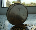 Часы карманные Швейцария SEELANDS 1900 г. серебро НА ХОДУ, фото №7
